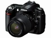 Nikon D50 ブラック レンズキット