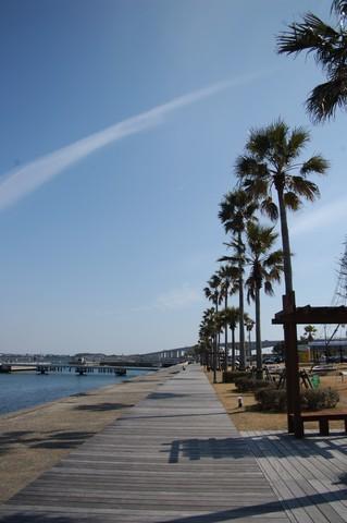 新居弁天海釣り公園