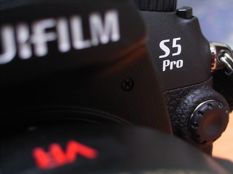 FinePix S5pro