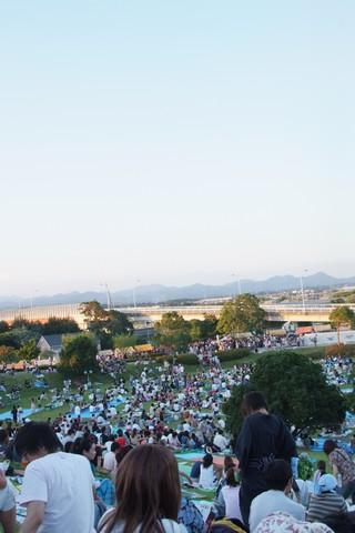 ふくろい遠州の花火2007