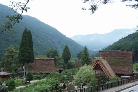 下呂温泉合掌村