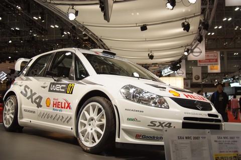 SX4 WRC 2007
