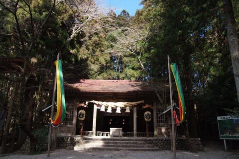 秋葉神社 下社