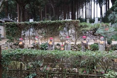 龍潭寺のお地蔵様