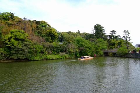 松江堀川遊覧船
