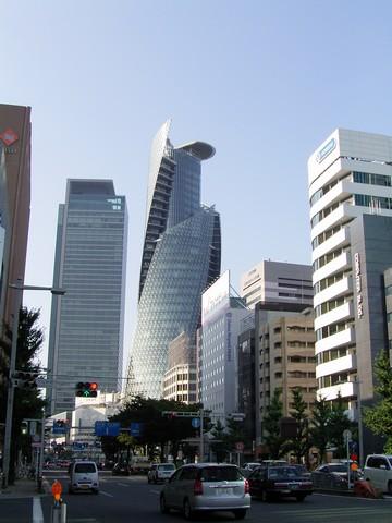 ナゴヤ摩天楼