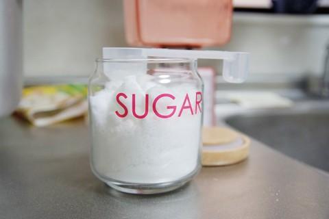 砂糖大さじ3杯