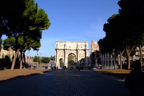 コンスタンティーノの凱旋門