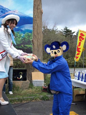 富士宮焼きそばゲット!