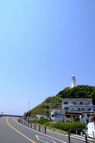御前埼灯台