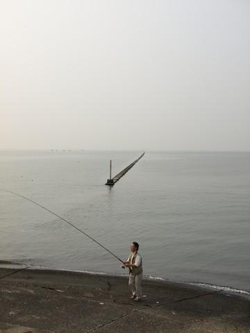 木曽川導流堤