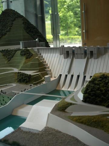 長島ダムふれあい館
