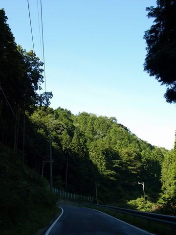 池田山ヒルクライム