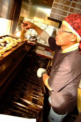 鯛春の鯛焼き