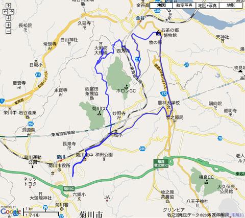 火剣山ポタ