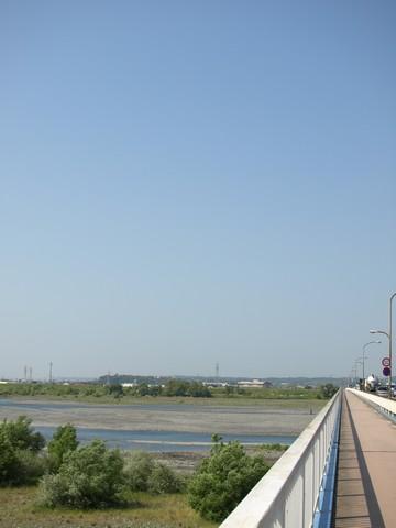 大井川超え