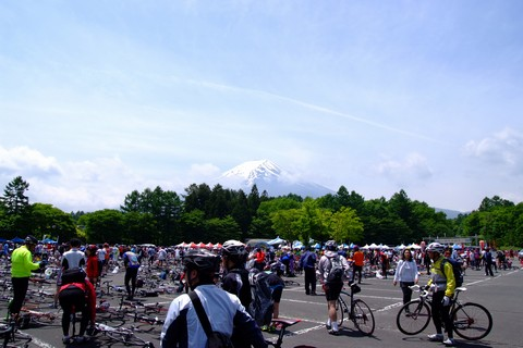 Mt.富士ヒルクライム