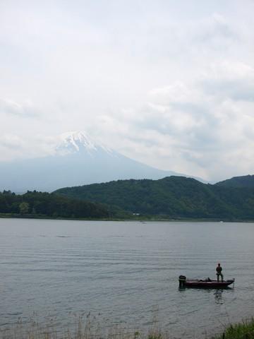 河口湖〜西湖サイクリング