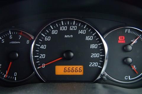 66,666km突破