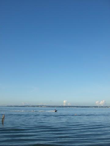 浜名湖湖畔