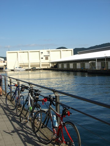 狩野川100kmサイクリング