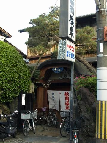 八開〜京都サイクリング