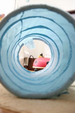 IKEAのトンネル
