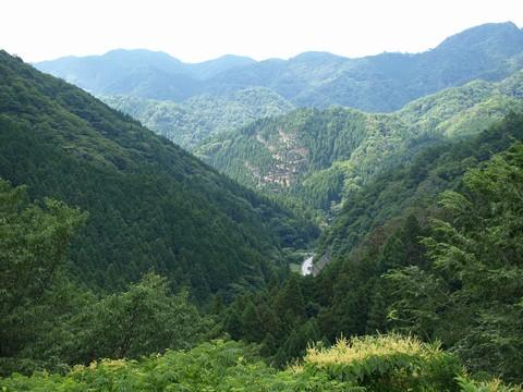 鈴鹿山脈避暑サイクリング