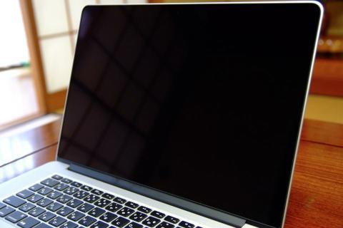 MacBook Pro Retinaディスプレイモデル